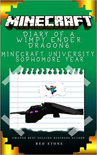 Minecraft: Diary of a Wimpy Ender Dragon 6: Minecraft University Sophomore Year