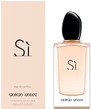 Armani Si For Women (Edp - 100 ml) at amazon