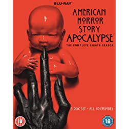AMERICAN HORROR STORY SEASON 8 [Blu-ray]