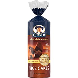 Chocolate Crunch Rice Cakes