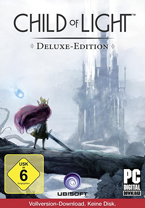 Child of Light, PC