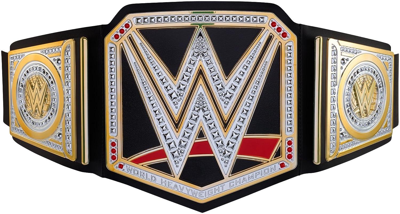Wwe Championship Belt Superstars Kids Toy Trophy