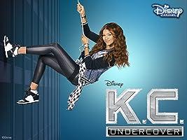 K.C. Undercover Volume 1