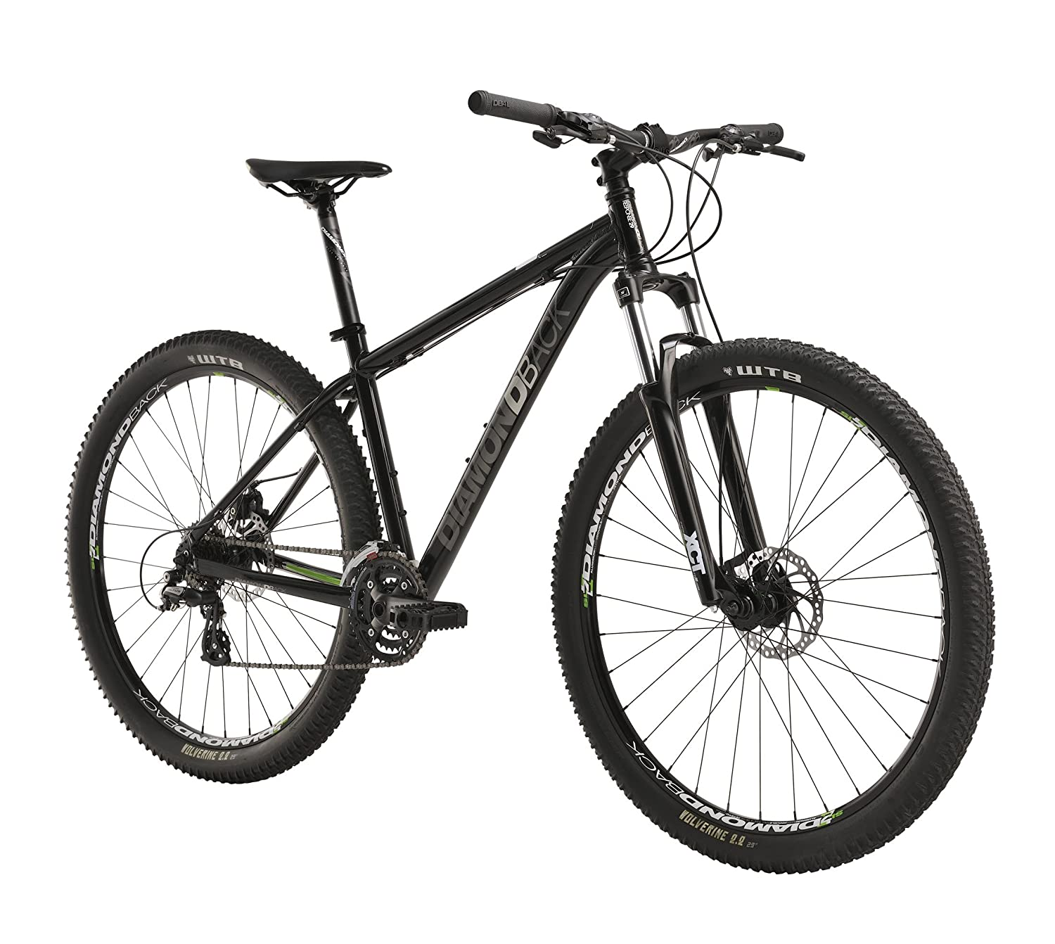 Diamondback Response Mountain Bike with 29-Inch Wheels Black Review 1
