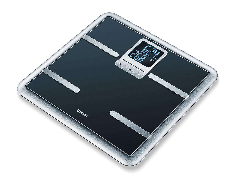 Beurer BG40BLK Electronic Diagnostic Bathroom Scales