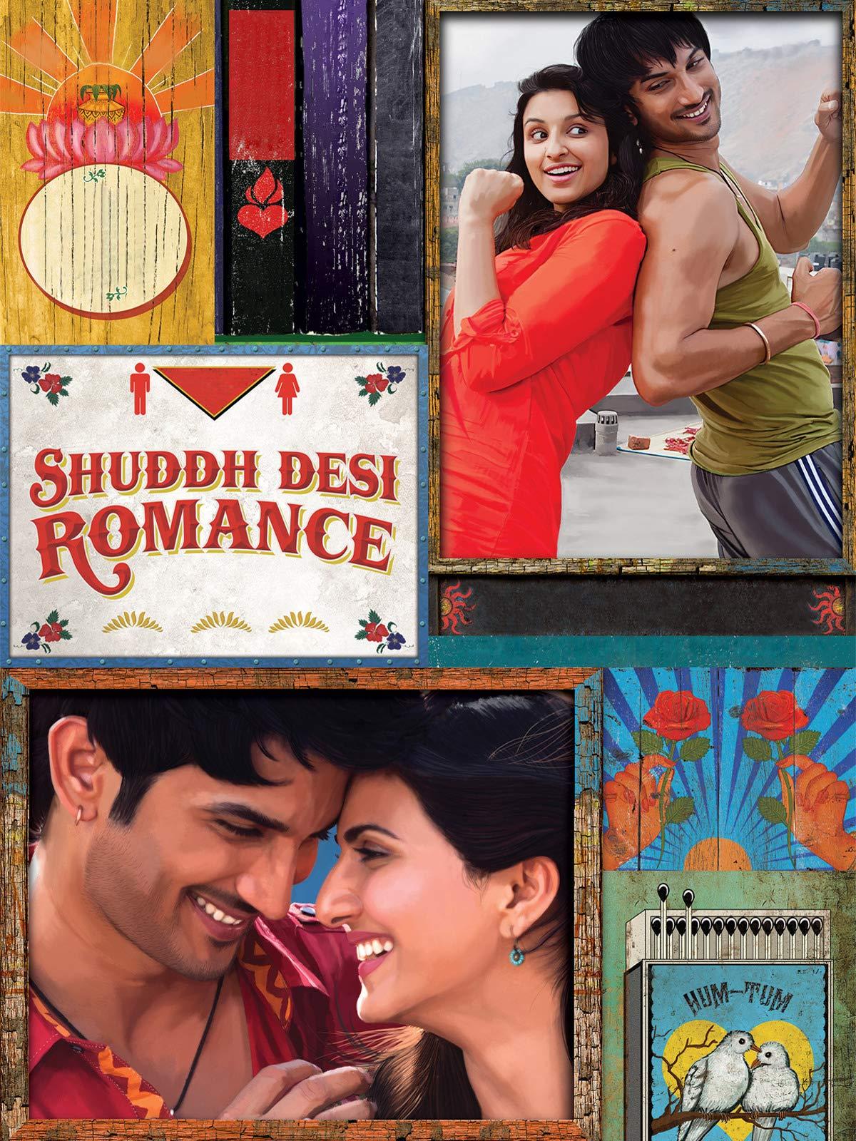Shuddh Desi Romance on Amazon Prime Video UK