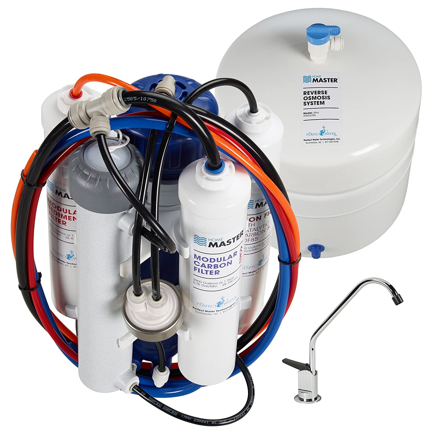 Home Master TMULTRA Ultra Reverse Osmosis System