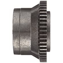 Lovejoy Sier-Bath Flex-Flex All-Metal Labyrinth Seal Coupling, Flex Hub, Carbon Steel, Inch, Flange Type FLA