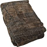 Allen Camo Burlap, Blind Material for Ground Blinds, Tree Stands, and Duck Blinds (Color: Oakbrush, Tamaño: 54