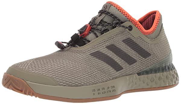 adidas Men's Adizero Ubersonic 3 Citified, raw KhakiNight