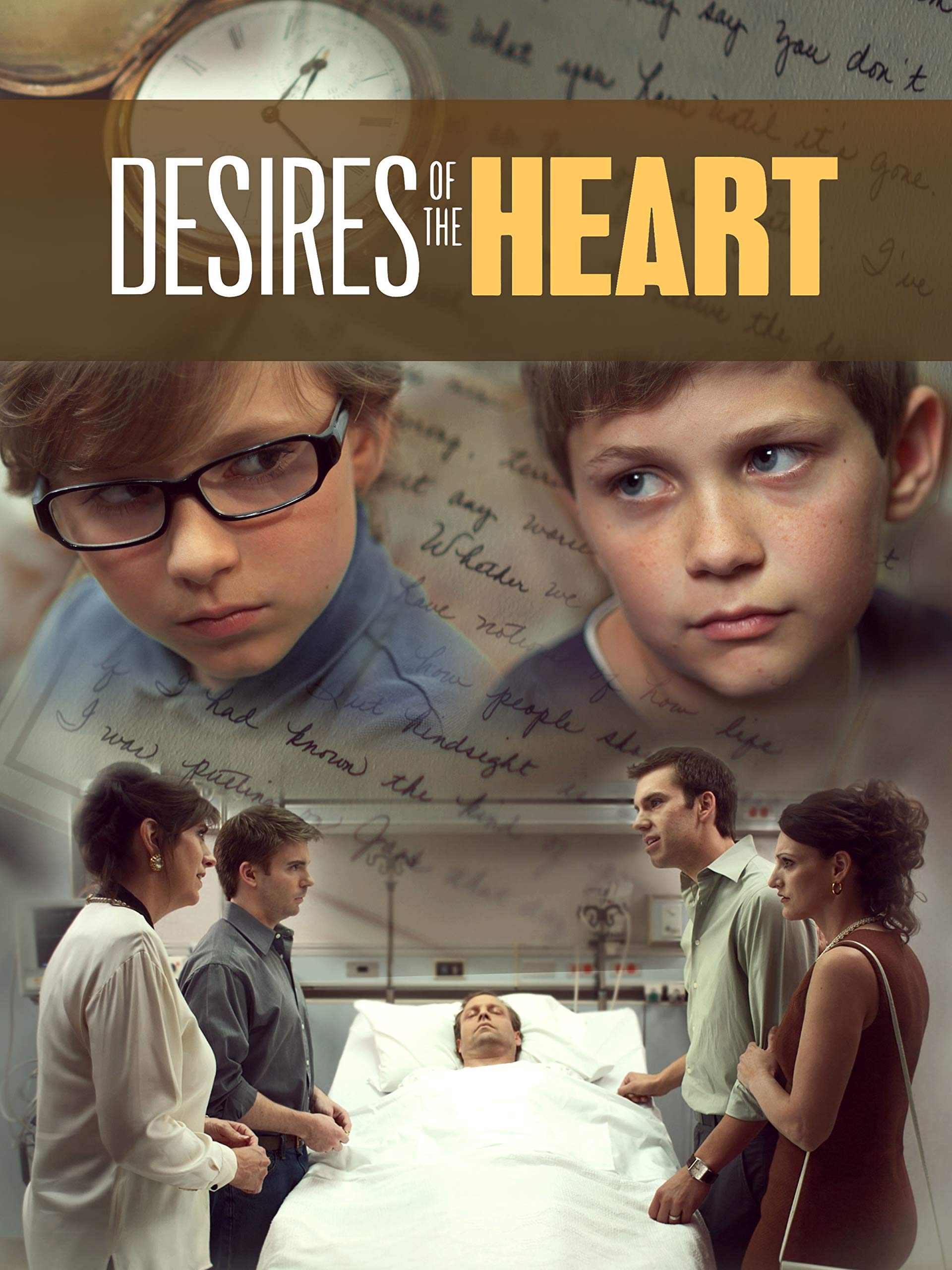 Desires of the Heart on Amazon Prime Video UK