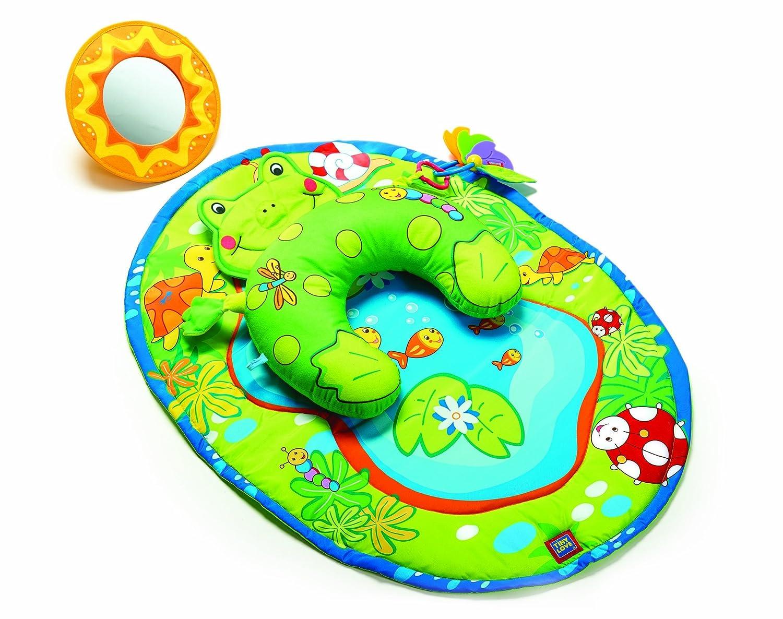 Tiny Love Tummy Time Fun Activity Mat Frog