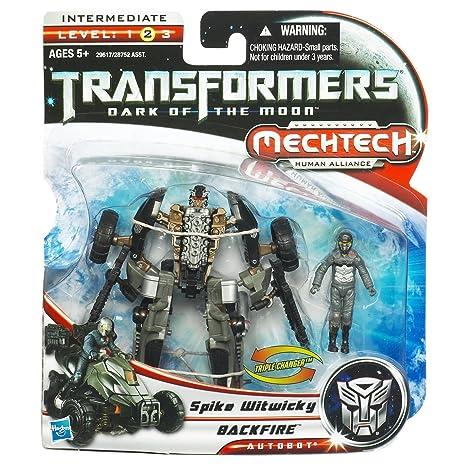 Hasbro 28752148 Transformers 3 - MechTech Alliance Humaine
