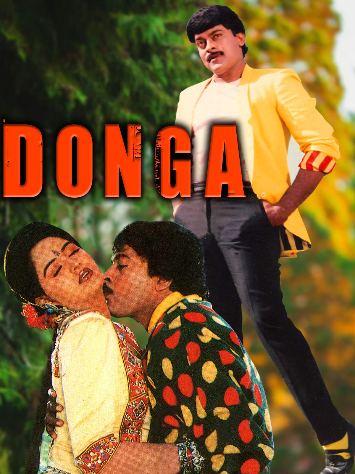 Donga on Amazon Prime Video UK