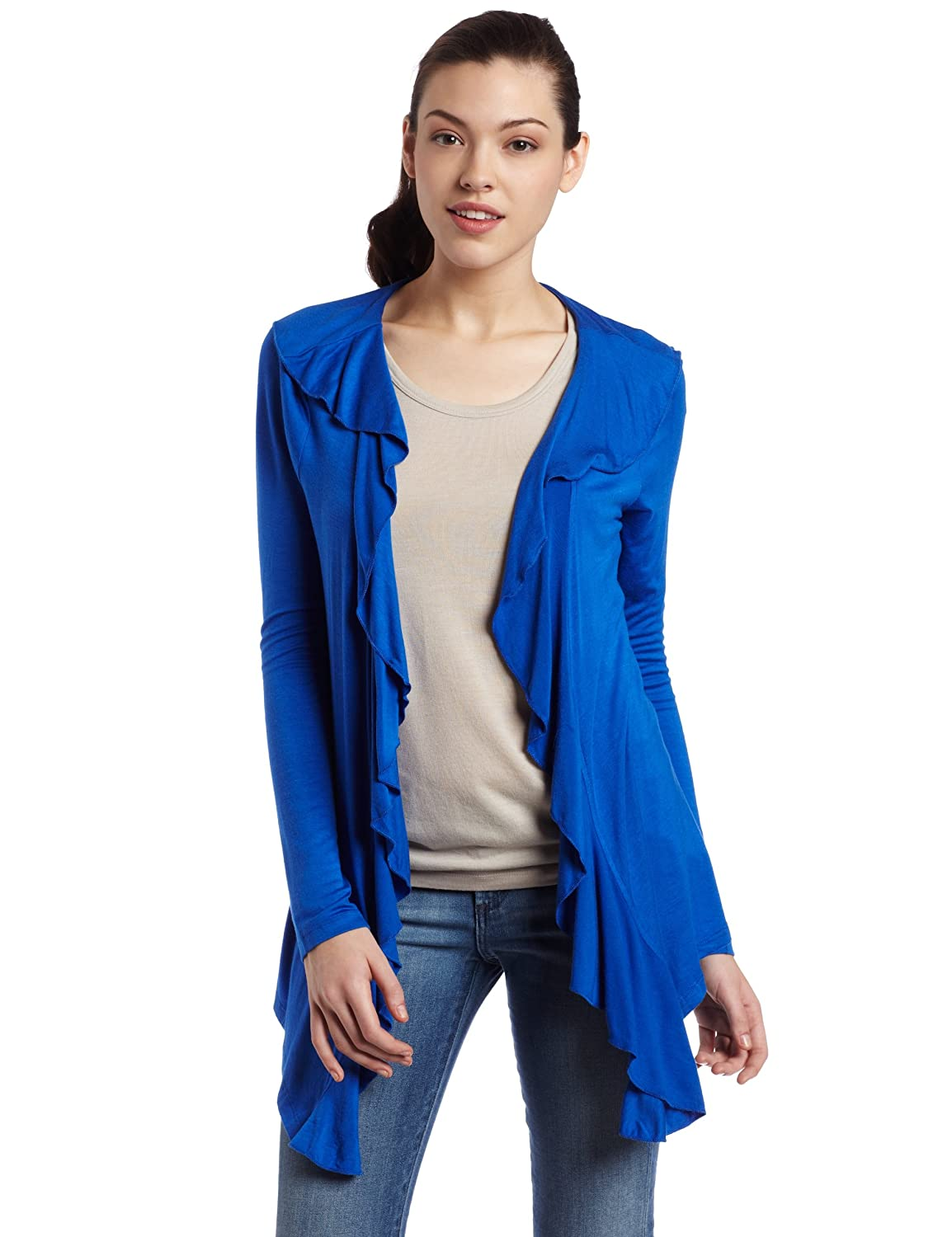 Sweet Romeo Womens Open Fly Cardigan