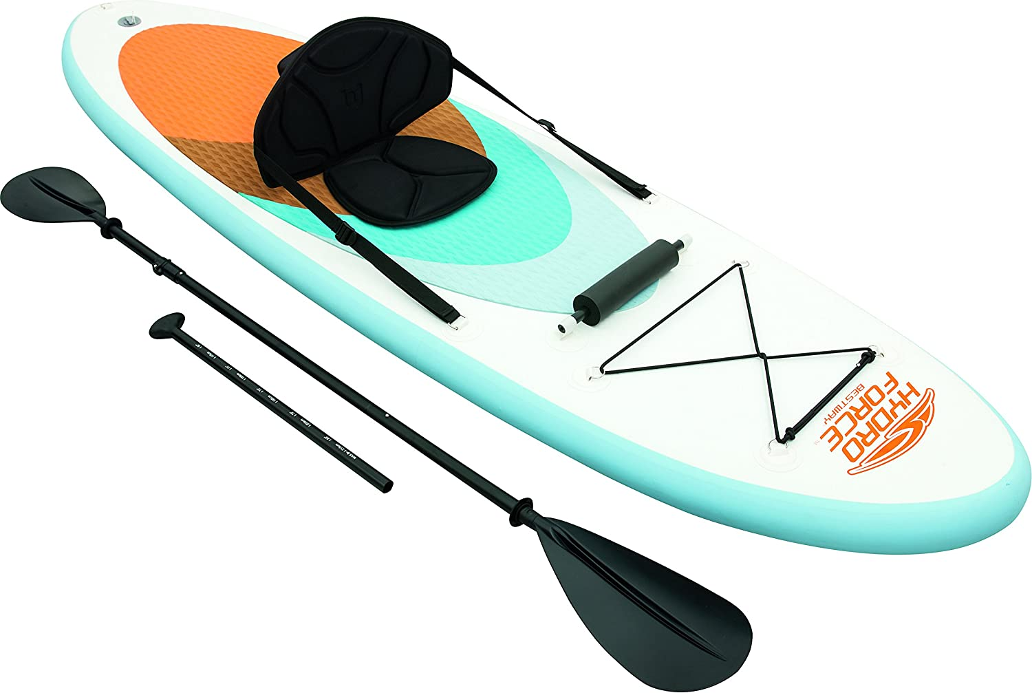 Bestway SUP und Kajak Set Highwave Lite, 274 x 76 x 12 cm