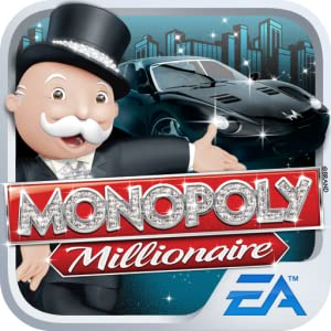 Monopoly MILLIONAIRE (Kindle Tablet Edition) from Electronic Arts Inc.