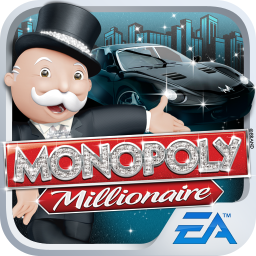 Monopoly MILLIONAIRE (Kindle Tablet Edition) Picture