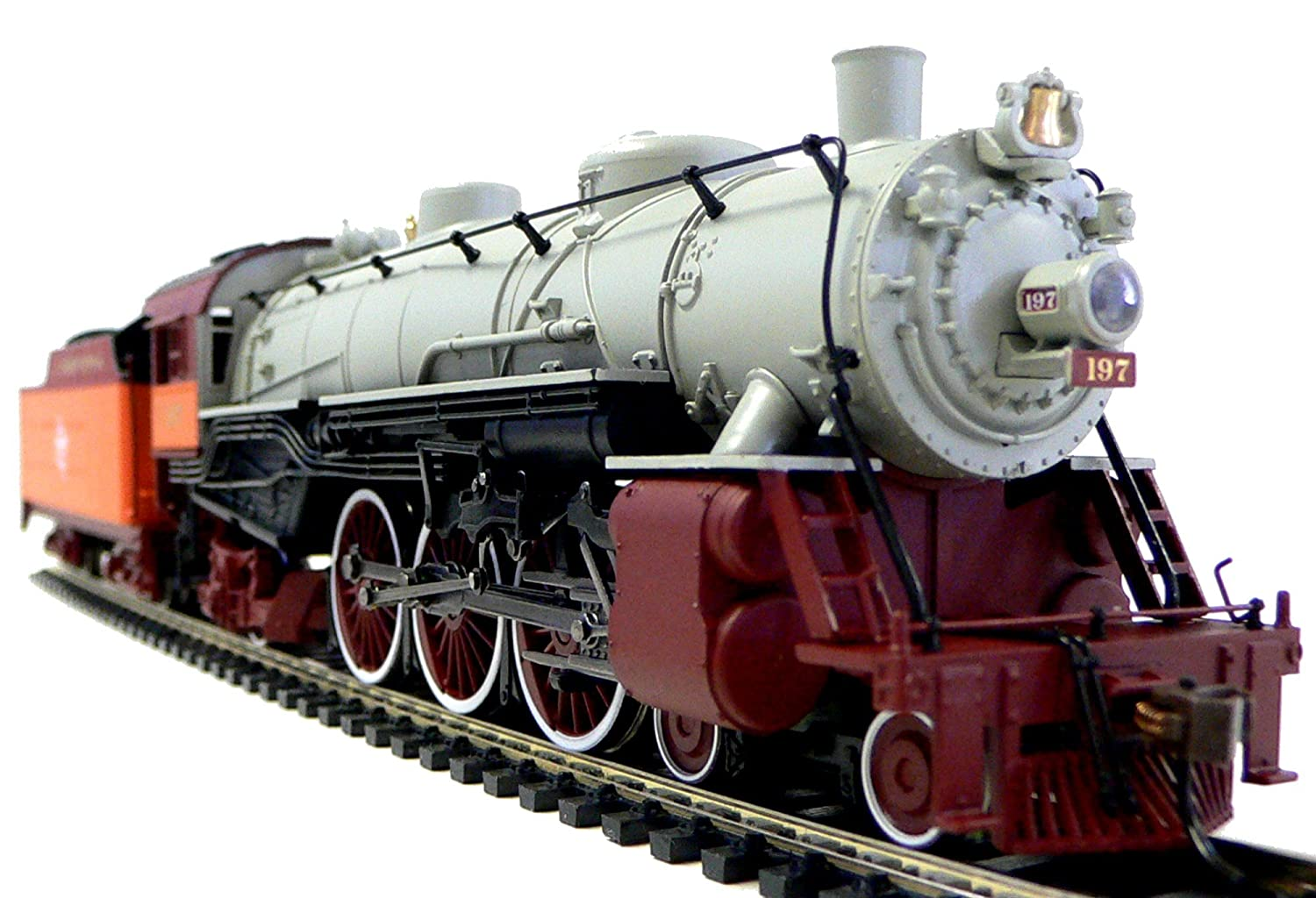ho Scale Heisler ho Scale Broadway Limited