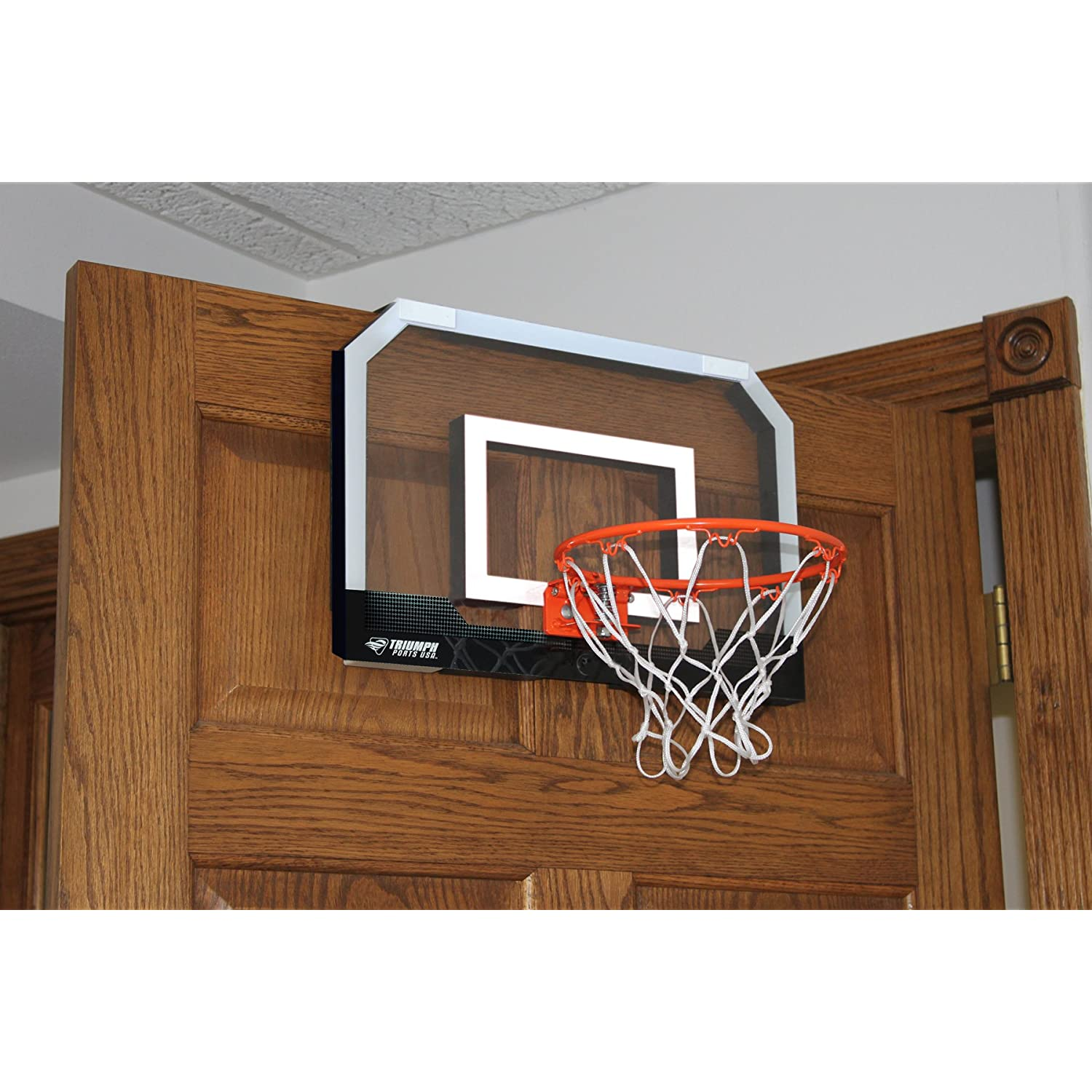 door mount indoor bedroom basketball hoop durable backboard hoops rim