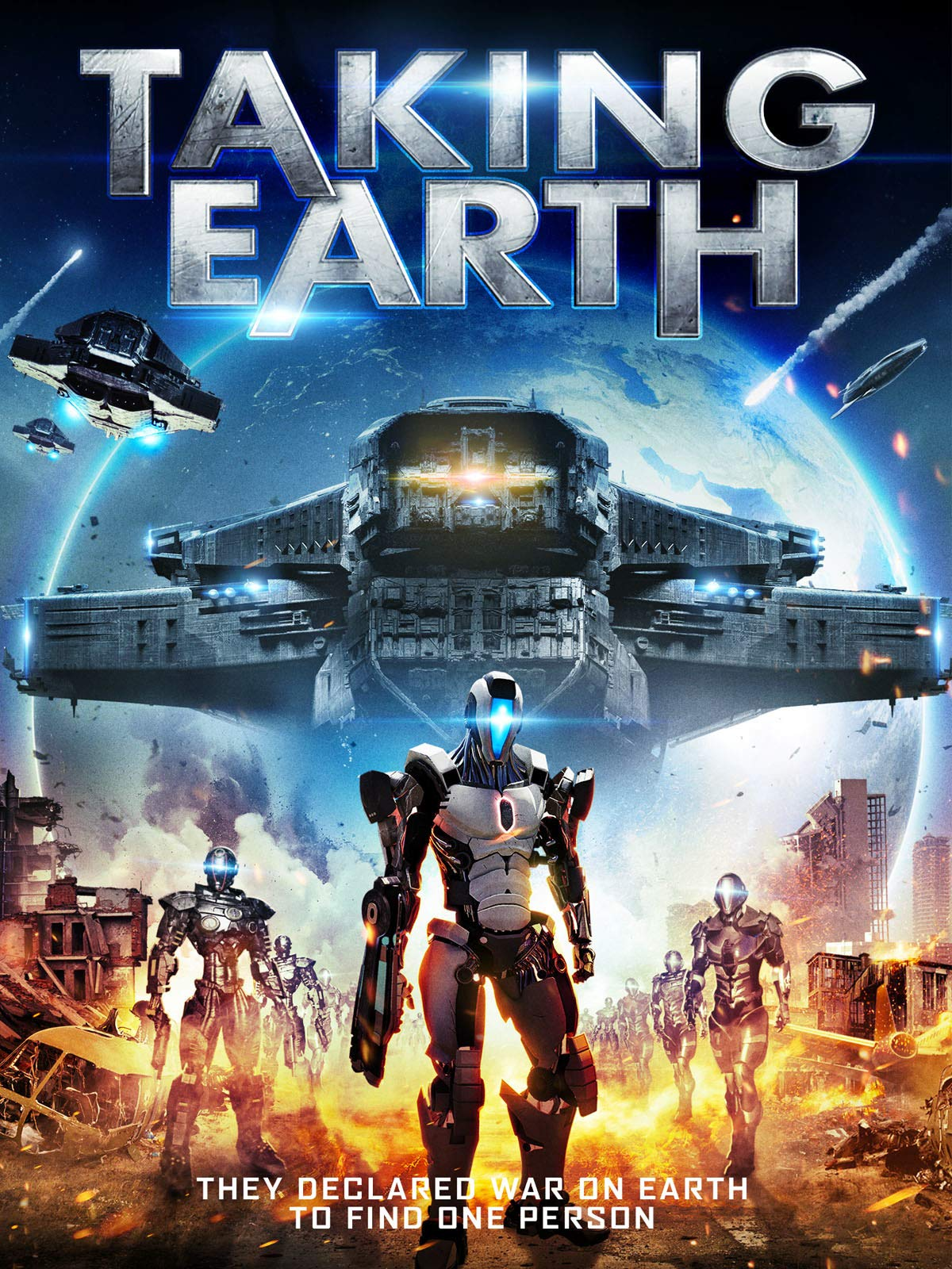 Taking Earth on Amazon Prime Instant Video UK