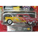 Racing Champions Stock Rods 1/64 Scale Diecast #5 Terry Labonte 57 Chevy Bel Air Issue No. 95 50th Anniversary limited Edition (Color: GOLD, RED, YELLOW, GREEN, Tamaño: 3.25 X 2 X 1.5)