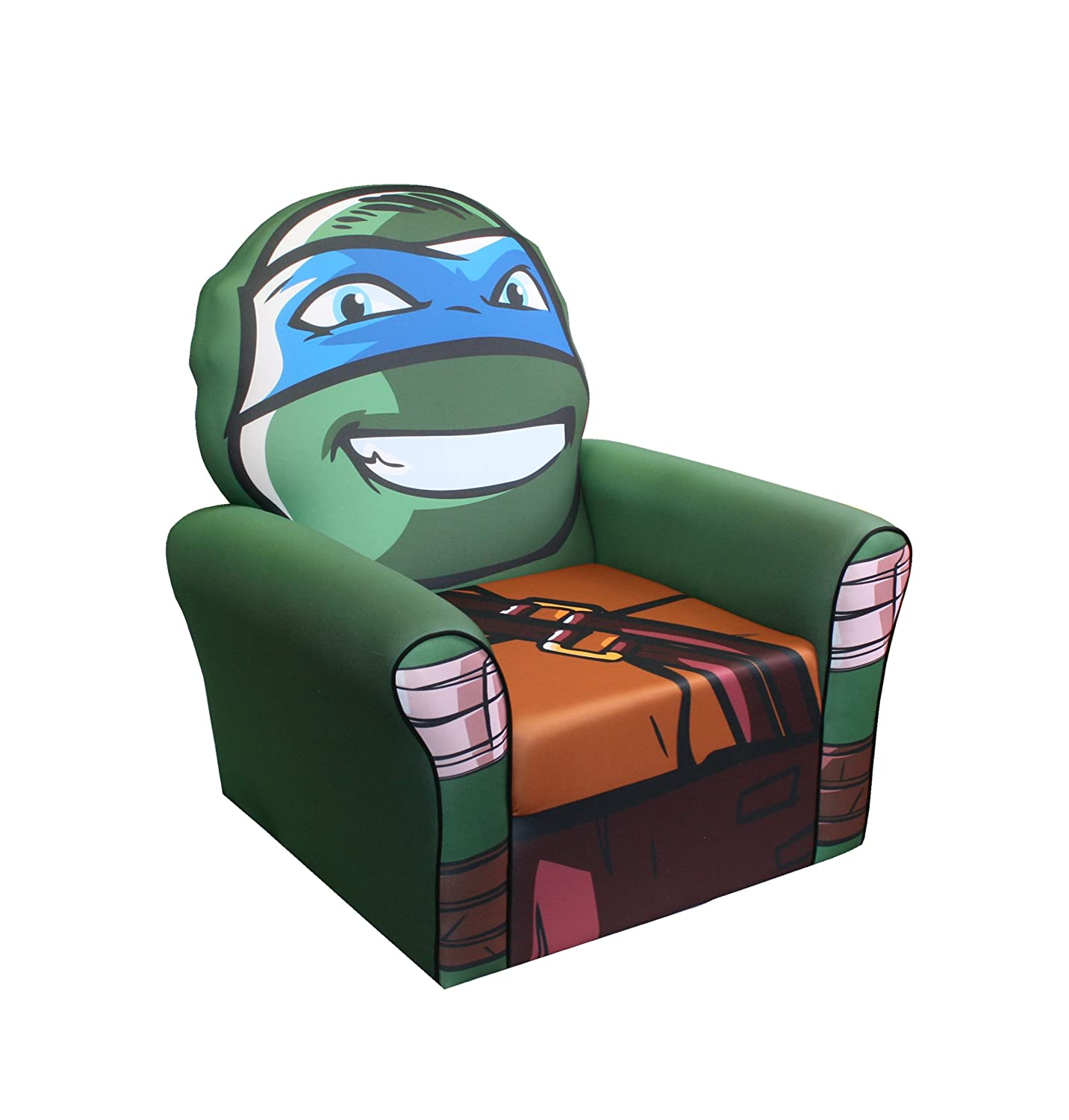 Teenage Mutant Ninja Turtles Leonardo Adult Chair