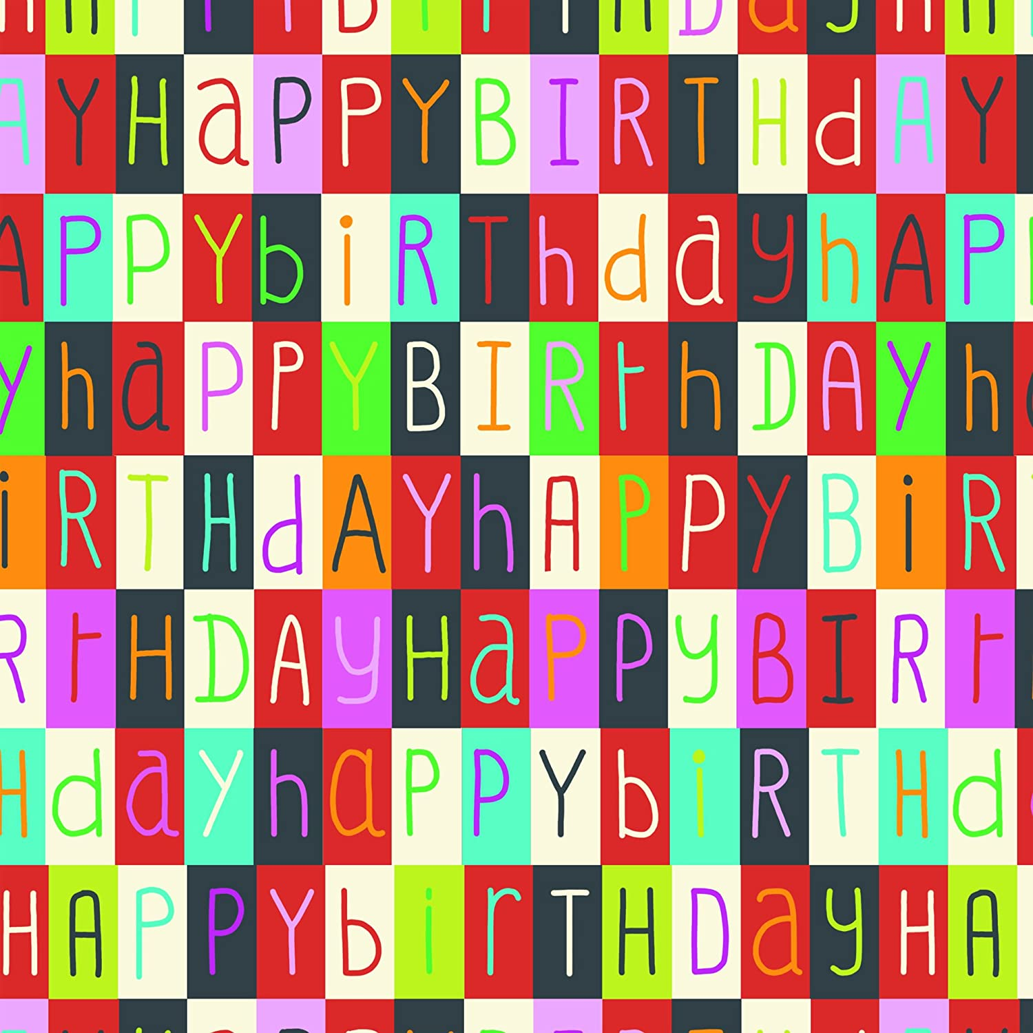 Printable Birthday Wrapping Paper Free ~ Happy birthday wrapping paper gallery