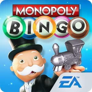 MONOPOLY Bingo (Kindle Tablet Edition) from Electronic Arts Inc.