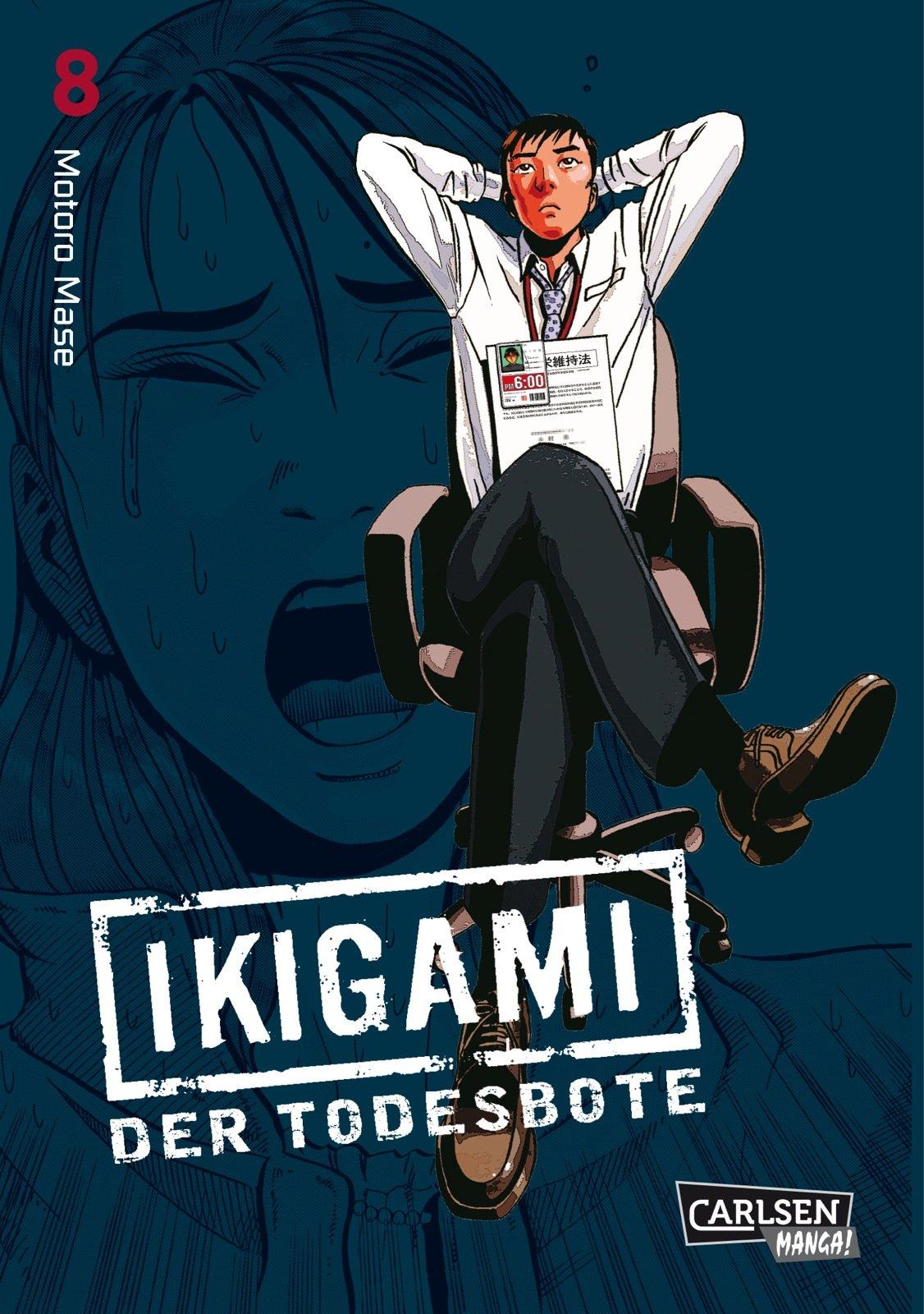 Ikigami – Der Todesbote, Band 8