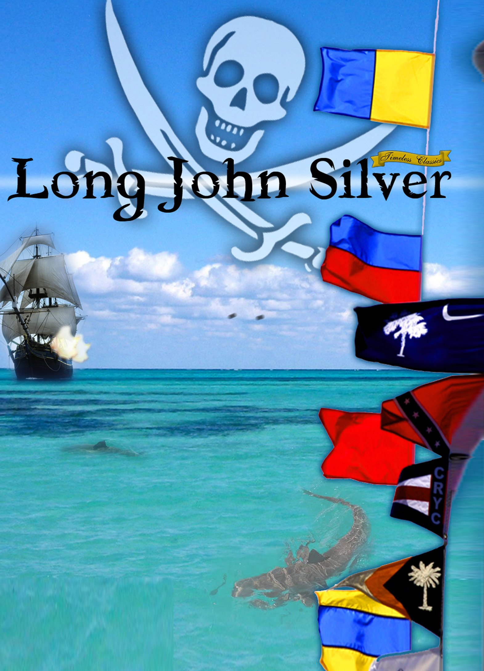 Long John Silver Return to Treasure Island (1954)