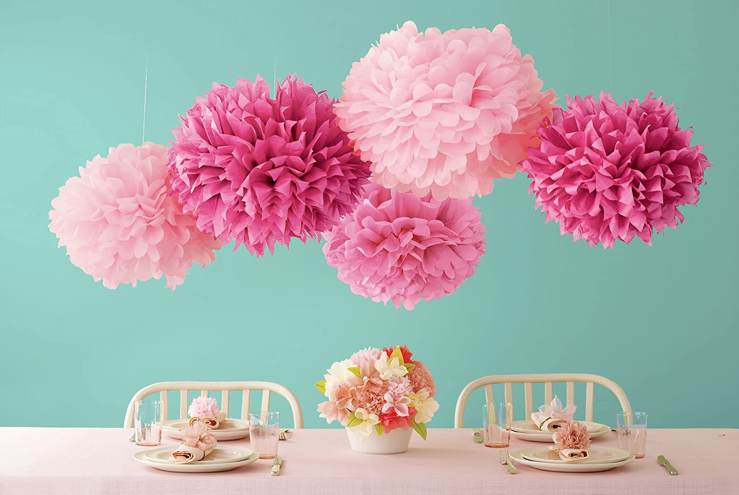 tissue paper flowers martha stewart Step by step instructions on how to make tissue pom flowers these are simple to make and you can create giant paper flowers simply fold tissue martha stewart.