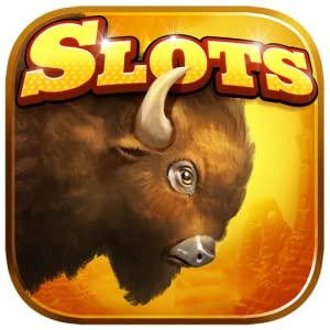 Buffalo Slots Jackpot Stampede: Lucky Beast Slot Machine Casino Games of the Wild Journey! by Rocket Games, Inc.