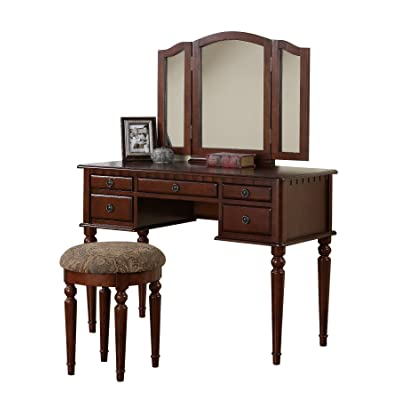 Vanity Table Color Cherry