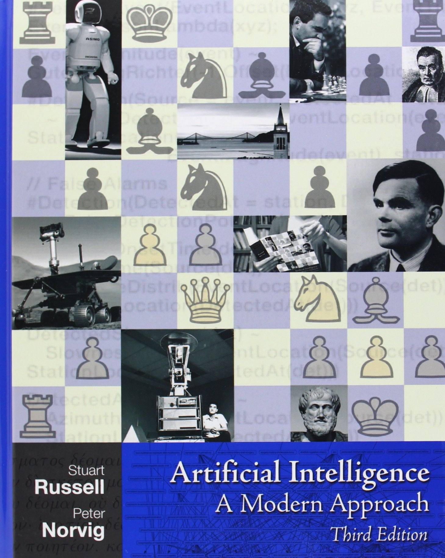Artificial Intelligence: A Modern Approach (3rd Edition)