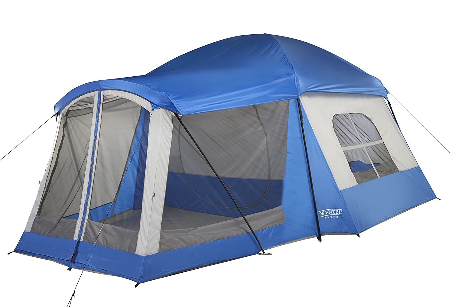 6. Best Family Tent With a Screened Room u2013 Wenzel 8 Person Klondike Tent  sc 1 st  Truth Survival & Top 10 Best Family Tent of 2018: The Ultimate Buying Guide