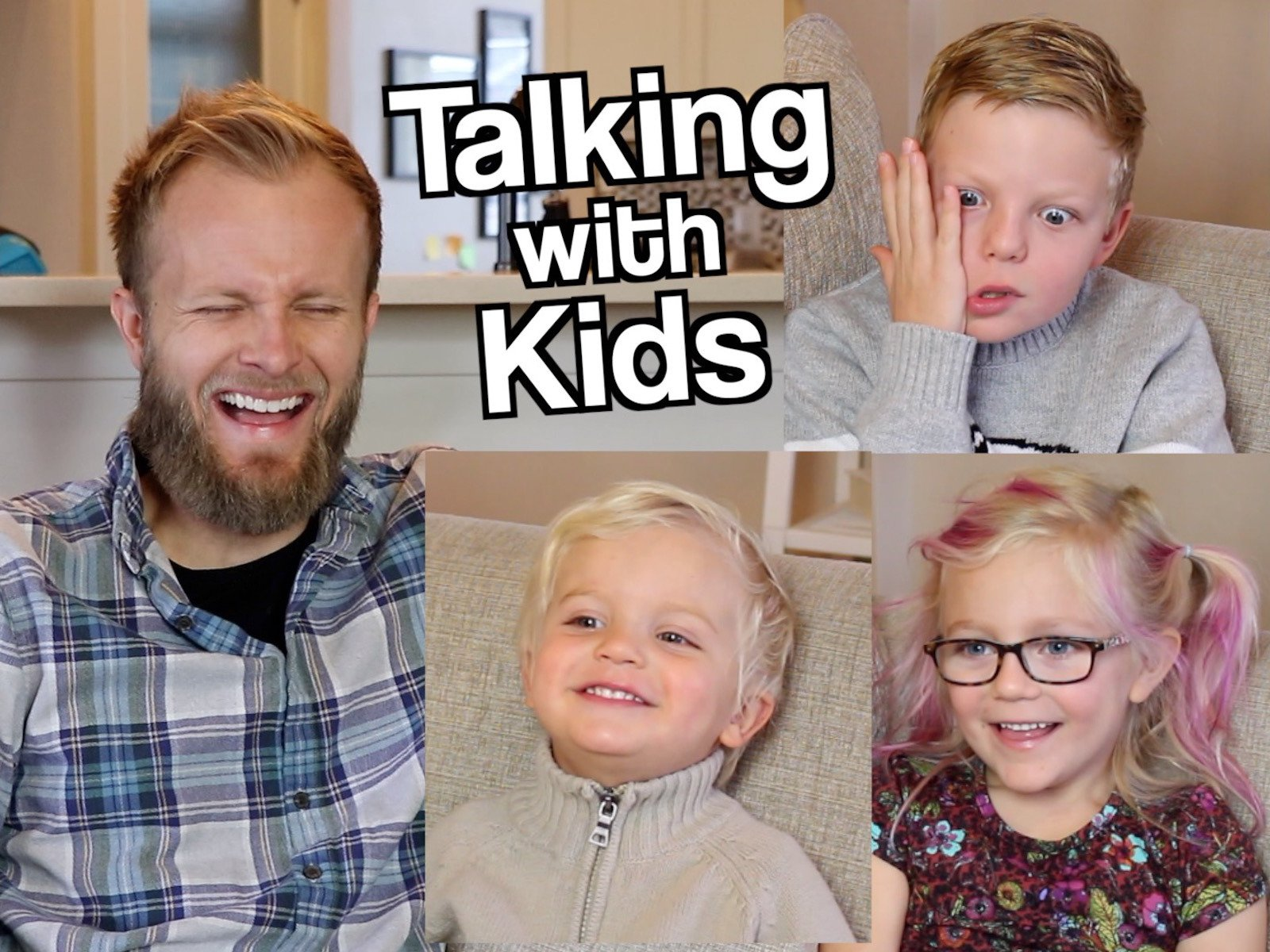 Talking with Kids on Amazon Prime Instant Video UK