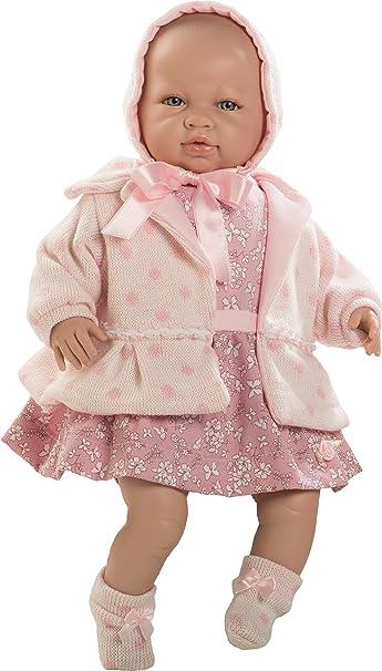 Muñecas Berbesa - 5205 - Sara Baby R.N. Poupée - 52 Cm