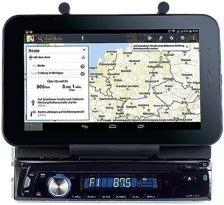 CreaSono - Autoradio Bluetooth® / SD / USB ''CAS-4500.tab''