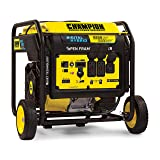Champion 6250-Watt DH Series Open Frame Inverter with Quiet Technology (Color: Black/Yellow)