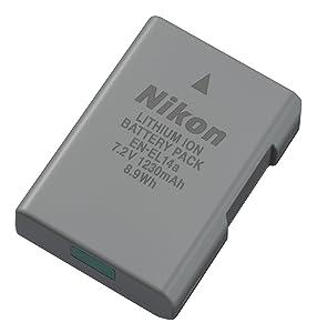 Nikon EN EL14a Rechargeable Li Ion BatteryCustomer review and more information