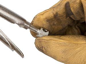 TEKTON 5-Inch Straight Jaw Locking Pliers   PLK00005 (Tamaño: 5-Inch)