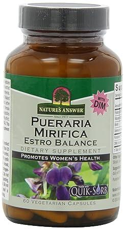 Отзывы Nature's Answer Pueraria Mirifica
