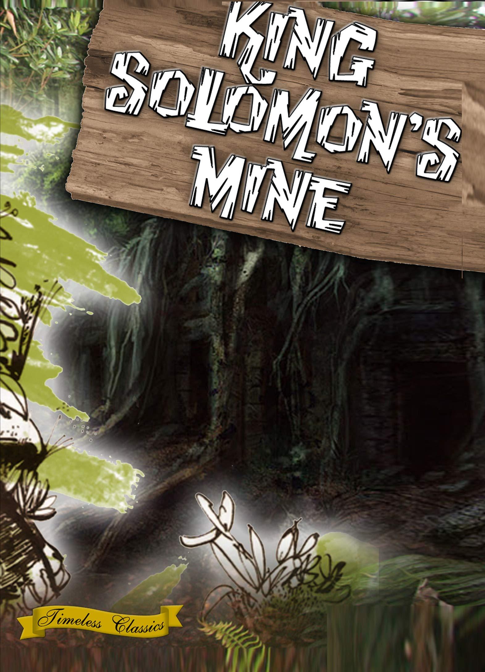 King Solomon's Mines (1937) on Amazon Prime Video UK