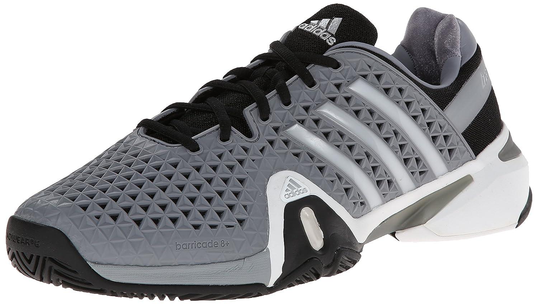 adidas Barricade 8+ Mens Tennis Shoe adidas performance men s barricade court tennis shoe