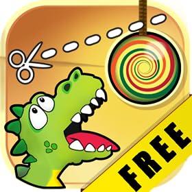 Hungry Dino (Kindle Tablet Edition)