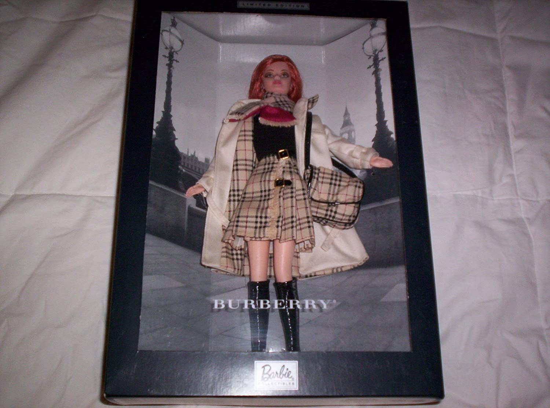 Burberry Barbie 2001 als Geschenk