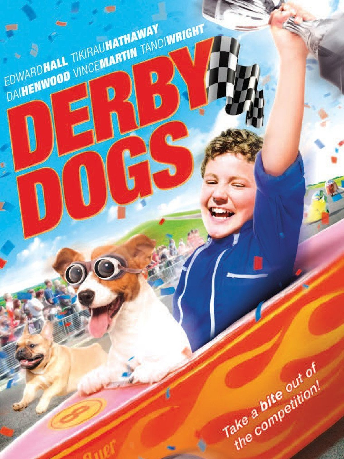 Derby Dogs on Amazon Prime Instant Video UK