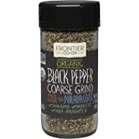 Frontier Natural Products Coarse Grind Black Pepper (1.76-Ounce )