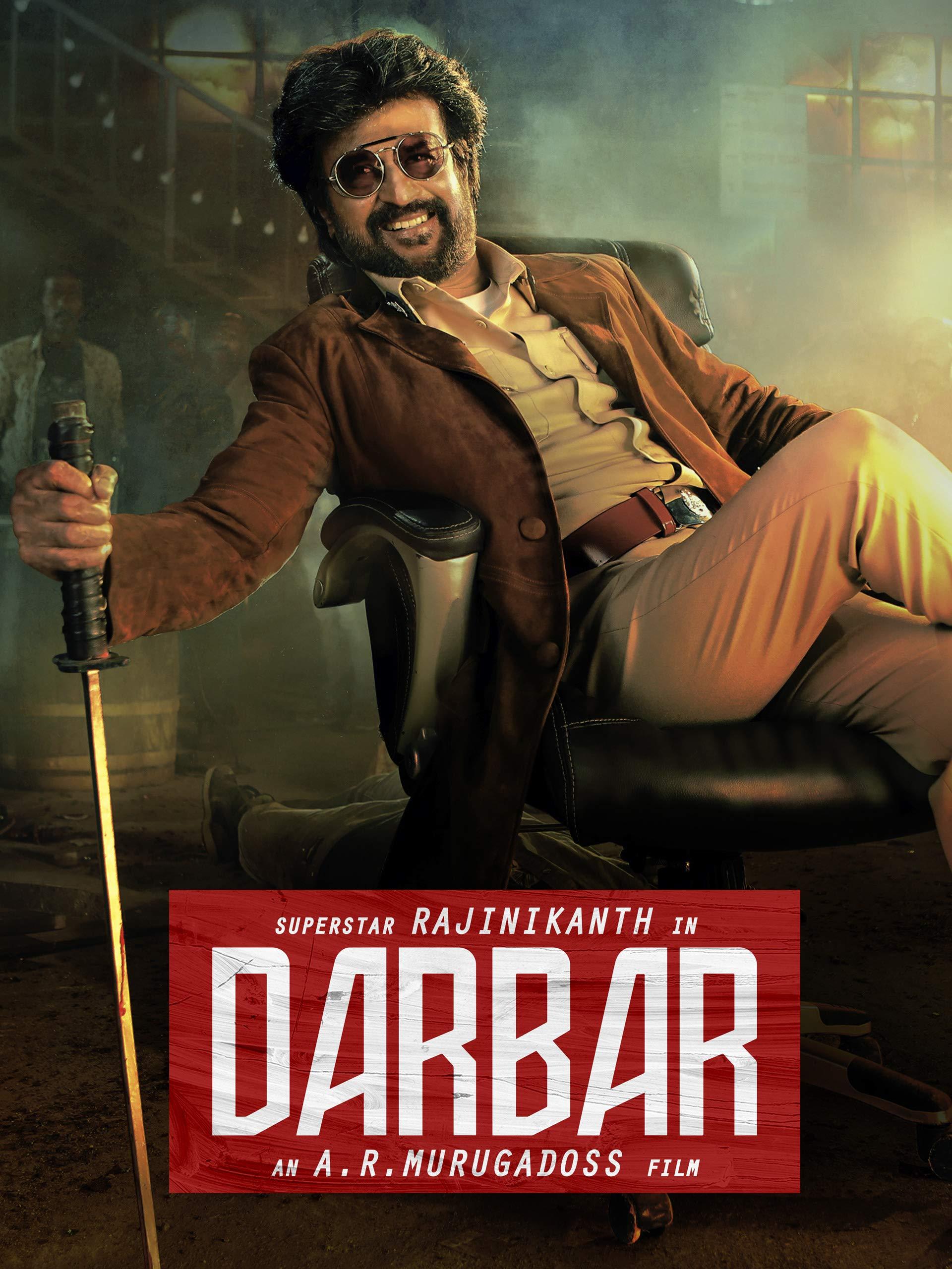 Darbar (Telugu) (4K UHD)